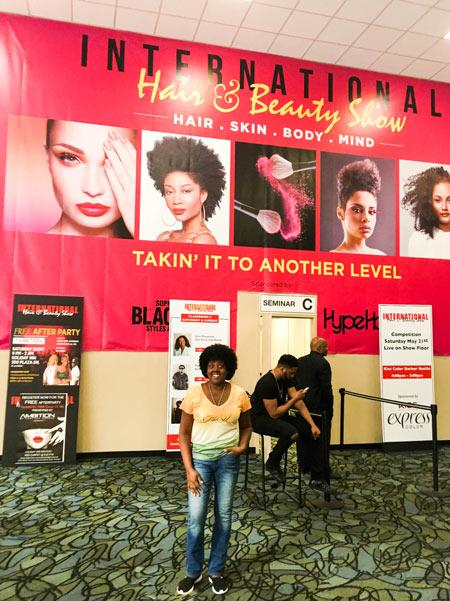 International Hair and Beauty Show